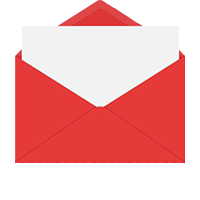 email icon for Web Design in Dundee
