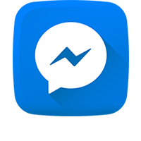 Facebook Messenger icon for Web Design in Dundee