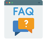 Frequently Asked Questions icon for Web Design in Dundee