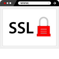 SSL Certificate icon for Web Design in Dundee