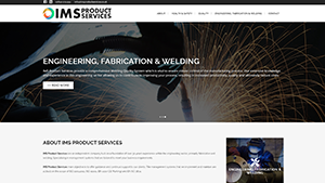 Small Business Website example in Dundee