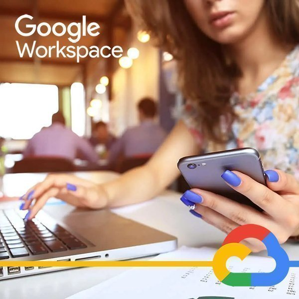 Professional email in Dundee with Google Workspace