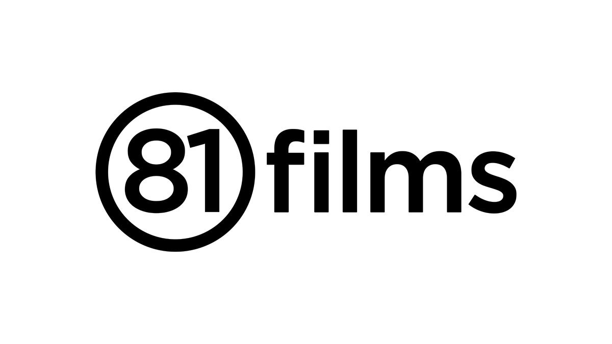 81 films logo on white in Dundee