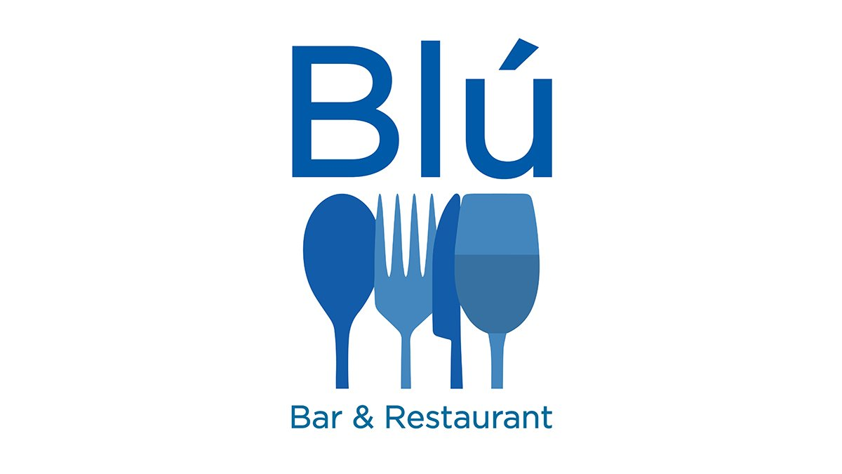 Blu Bar and Restaurant logo in Dundee