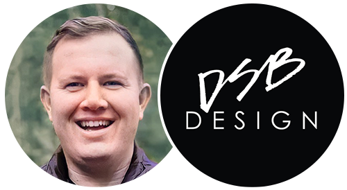 DSB Design web design review in Dundee